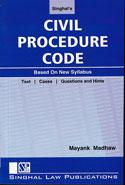 Civil Procedure Code Based On New Syllabus