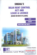 Delhi Rent Control Act and Lease and Licence