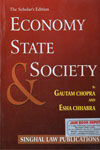 Economy State And Society