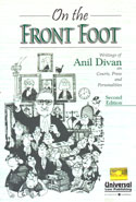 On the Front Foot Writings of Anil Divan on Courts Press and Personalities