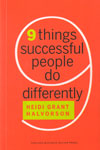 9 Things Successful People Do Differently