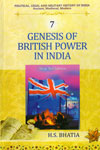 Genesis of British Power in India Vol 7
