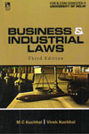 Business and Industrial Law For BCom Semester II