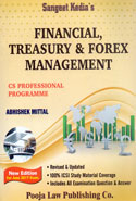 Financial Treasury and Forex Management CS Professional Programme