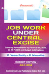 Job Work Under Central Excise