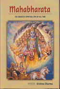 Mahabharata the Greatest Spiritual Epic of All Time