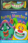 Magnetic Funny Monsters