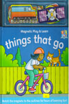Magnetic Play and Learn Things That Go