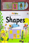 Magnetic Play and Learn Shapes
