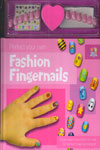 Perfect Your Own Fashion Fingernails