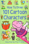 How to Draw 101 Cartoon Characters