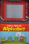Learn to Write The Alphabet I Spy With My Little Eye