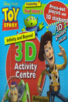 Infinity and Beyond 3 D Activity Centre