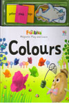 The Froobles Magnetic Play and Learn Colours