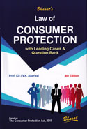 Law of Consumer Protection With Leading Cases and Question Bank