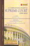 A Comprehensive Digest of Supreme Court In 3 Vols