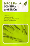 MRCS Part A 500 SBAs and EMQs