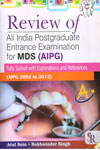 Review of All India Postgraduate Entrance Examination For MDS AIPG