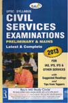 UPSC Syllabus Civil Services Examinations Preliminary and Mains