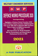 Defence Services Regulations Defence Works Procedure