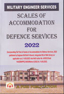 Defence Services Regulations Scales of Accommodation for Defence Services
