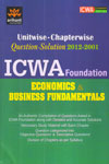 Unitwise Chapterwise ICWA Foundation Economics and Business Fundamentals