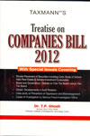 Treatise on Companies Bill 2012 With Special Issues Covering