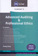 Advanced Auditing and Professional Ethics for CA Final October 2019 Exam Old Syllabus