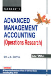 Advanced Management Accounting Operations Research CA Final
