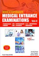 Review of Postgraduate Medical Entrance Examinations Vol II