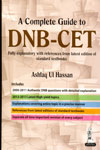 A Complete Guide to DNB CET