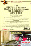 The Juvenile Justice Care and Protection of Children Act 2000 Bare Act With Short Comments