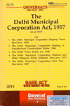 The Delhi Municipal Corporation Act 1957 Bare Act With Short Notes