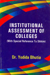 Institutional Assessment of Colleges With Special Refernce to Sikkim