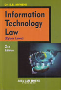 Information Technology Law Cyber Laws