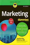 Making Everything Easier Marketing For Dummies