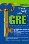 Barrons Pass Key to the GRE