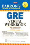 Barrons the Leader in Test Preparation GRE Verbal Workbook