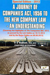A Journey of Companies Act 1956 to the New Company Law An Understanding