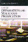 Law of Defamation and Malicious Prosecution