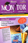 Monitor Previous Examination Questions With Suggested Answers CMA Final Group 4 Paper 18 Corporate Financial Reporting