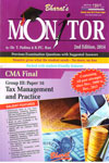 Monitor Previous Examination Questions With Suggested Answers CMA Final Group 3 Paper 16 Tax Management and Practice