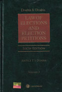 Law of Elections and Election Petitions In 2 Vols