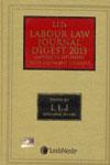 Labour Law Journal Digest 2013