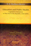 Education and Public Health Legislative Initiatives in Fifty Years of the Republic (1950-2000)