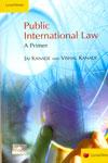 Public International Law A Primer