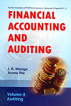 Financial Accounting and Auditing In 3 Vols