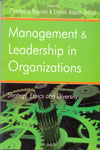Management and Leadership in Organizations Strategy Ethics and Diversity