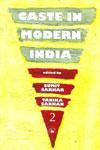 Caste in Modern India In 2 Vols
