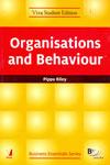 Organizations and Behaviour